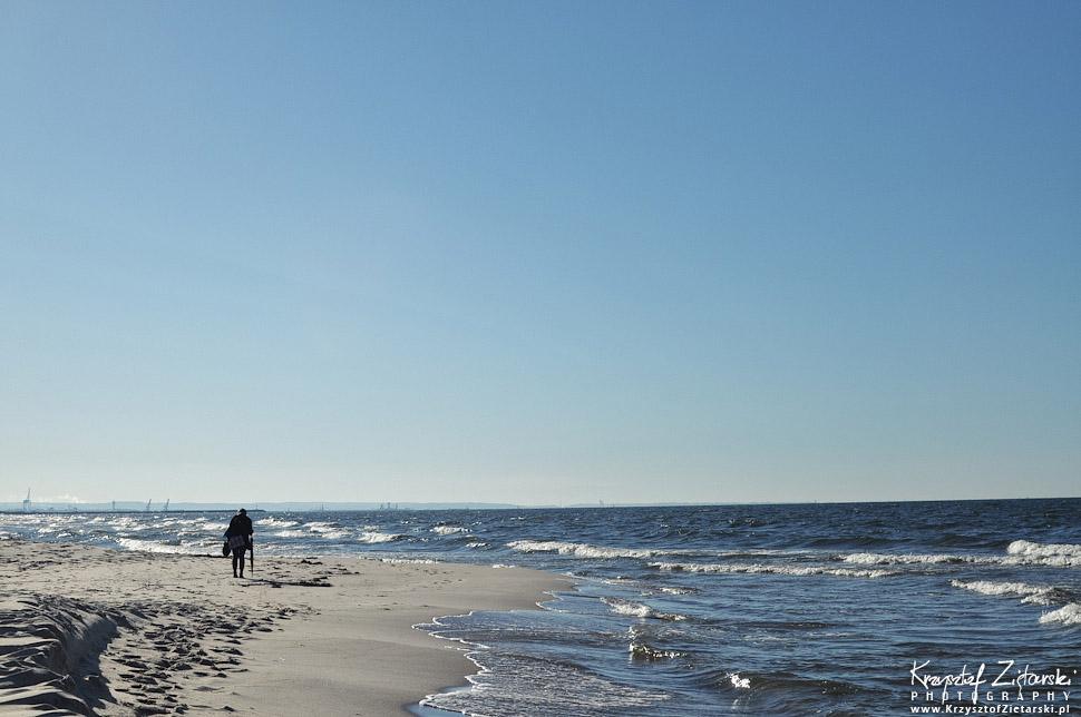 Zdjęcia nad morzem - Gdańsk Sobieszewo