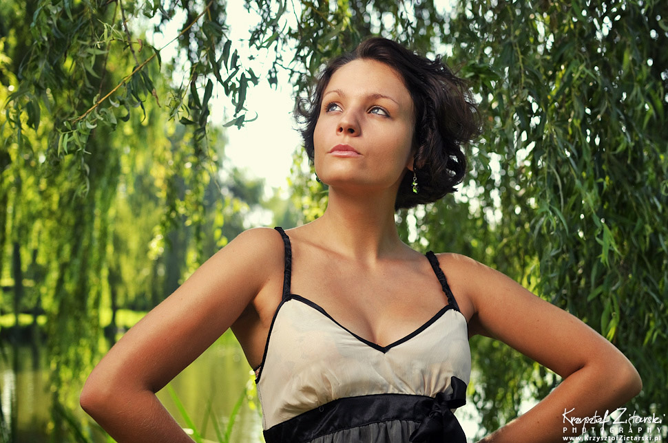 Kobieca sesja fotograficzna dla dziewczyny - Gdańsk. Oryginalny pomysł na prezent dla chłopaka.
