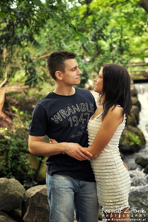 Sesja fotograficzna dla zakochanych par, sesja narzeczeńska Gdańsk