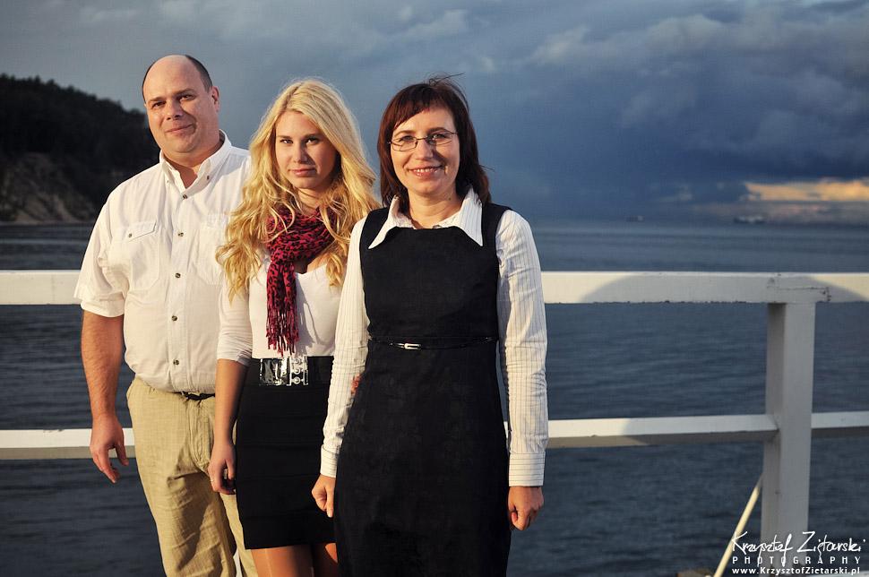 Fotograficzna sesja rodzinna w Gdyni - Gdańsk, Sopot, Trójmiasto, Orłowo.