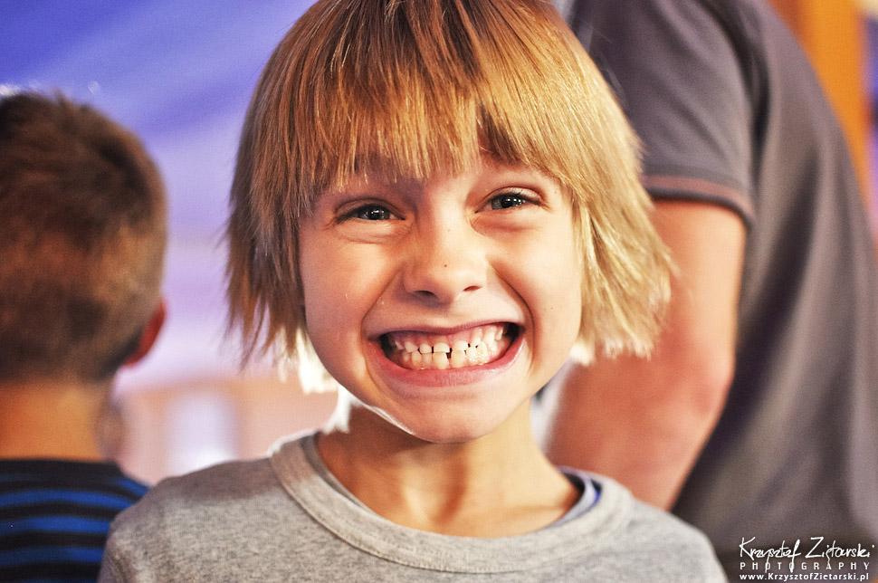 Zdjęcia z urodzin dziecka - fotograf na imprezę Gdańsk