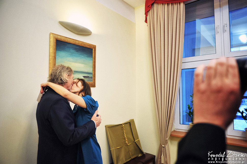Fotografia ślubna Gdynia - ślub cywilny USC