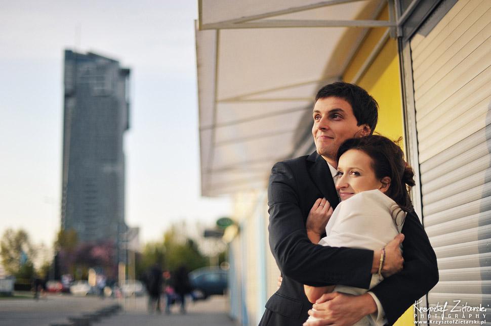 Nowoczesne wesele w Gdyni, w Trójmieście - COCO, najlepszy fotograf