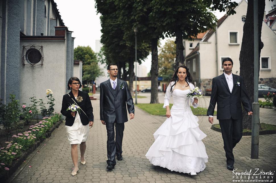 Fotografia ślubna Gdańsk, obiad weselny Trójmiasto