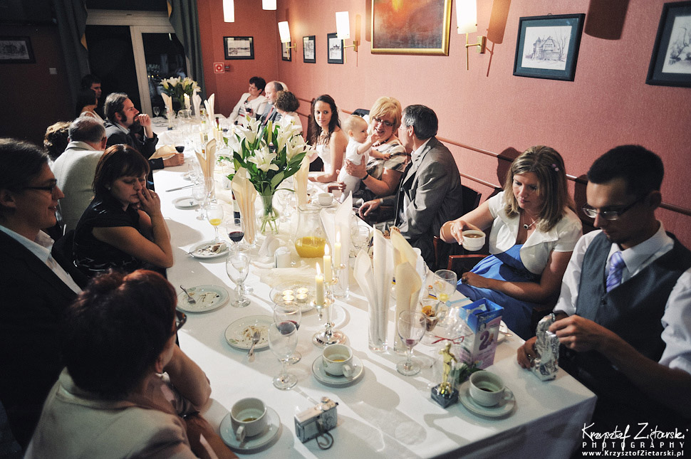 Obiad weselny