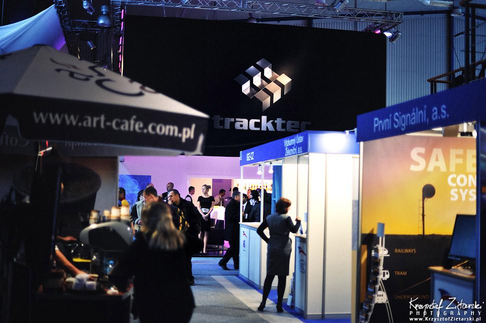 Zdjęcia dla firm Gdańsk - Tracktec zdjęcia z targów TRAKO MTG 2011