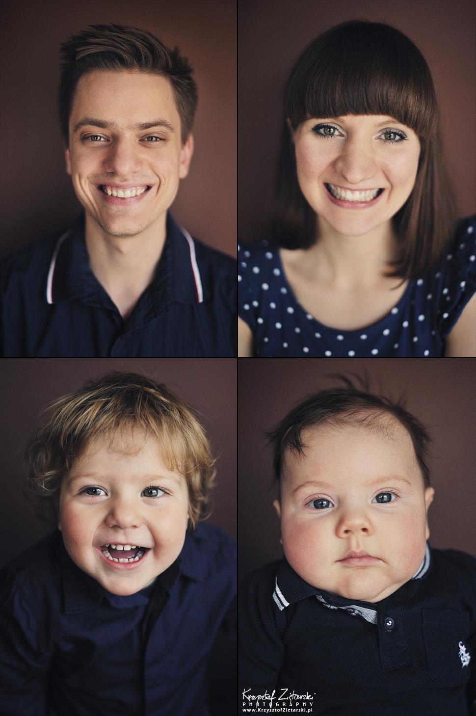 Rodzinne portrety - fotografia rodzinna Gdańsk, Gdynia, Sopot, Trójmiasto