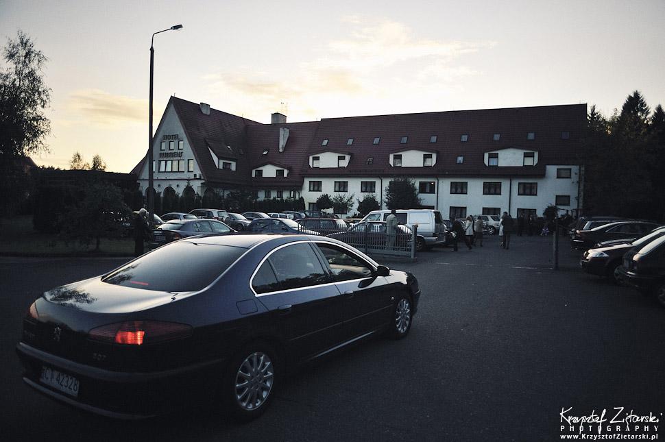 Fotografia ślubna Toruń, Hotel Rubbens