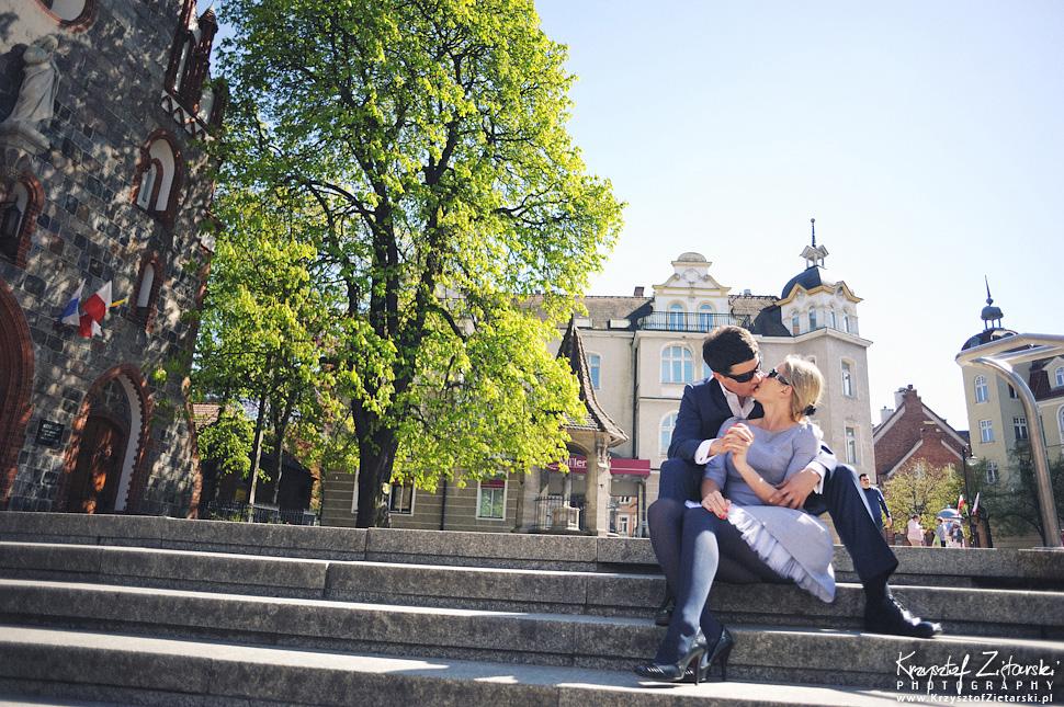 sesja narzeczeńska w Sopocie - fotograf Gdańsk