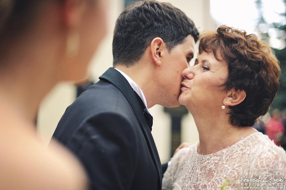 Milena i Krzysztof - fotografia ślubna Toruń