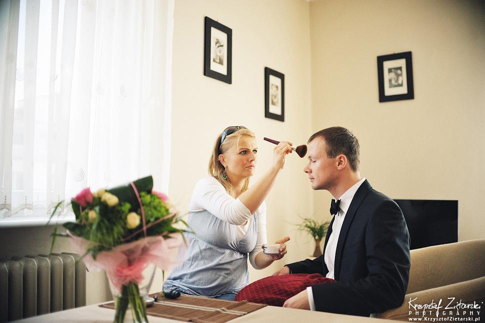 Ślub Kasi i Konrada u Dominikanów w Gdańsku, wesele w Hotelu Quubus, - 16.