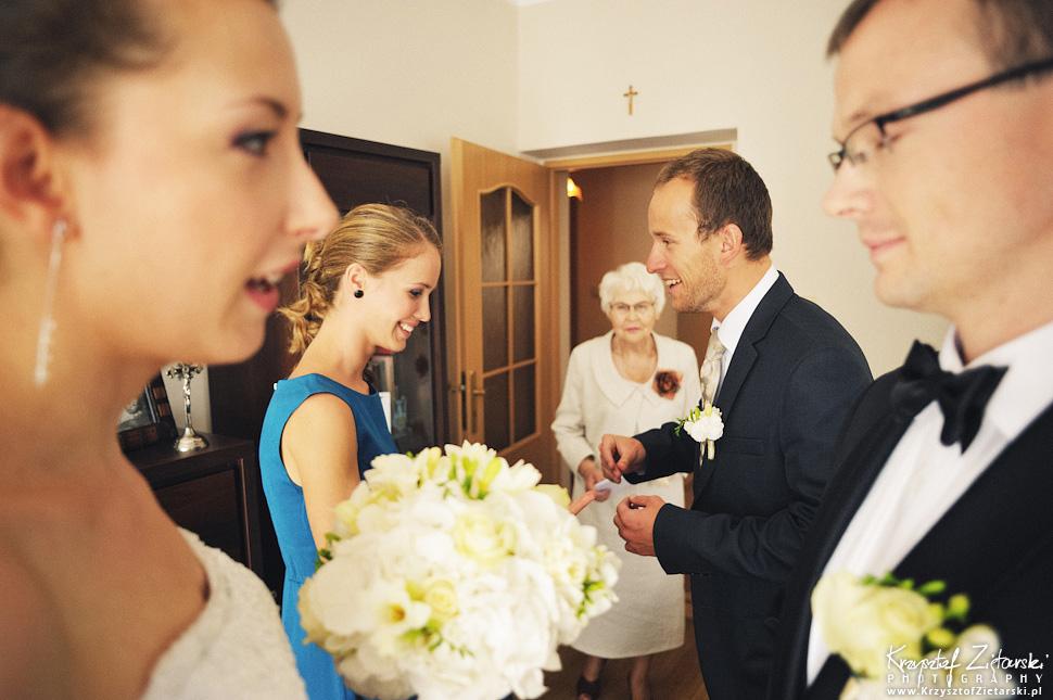 Ślub Kasi i Konrada u Dominikanów w Gdańsku, wesele w Hotelu Quubus, - 18.