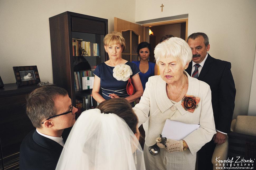 Ślub Kasi i Konrada u Dominikanów w Gdańsku, wesele w Hotelu Quubus, - 20.