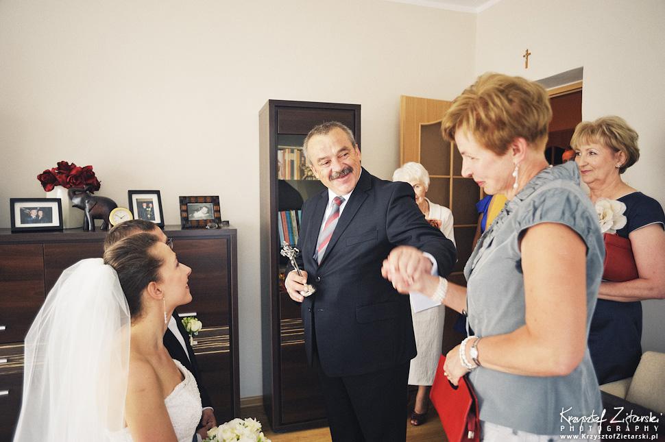 Ślub Kasi i Konrada u Dominikanów w Gdańsku, wesele w Hotelu Quubus, - 22.