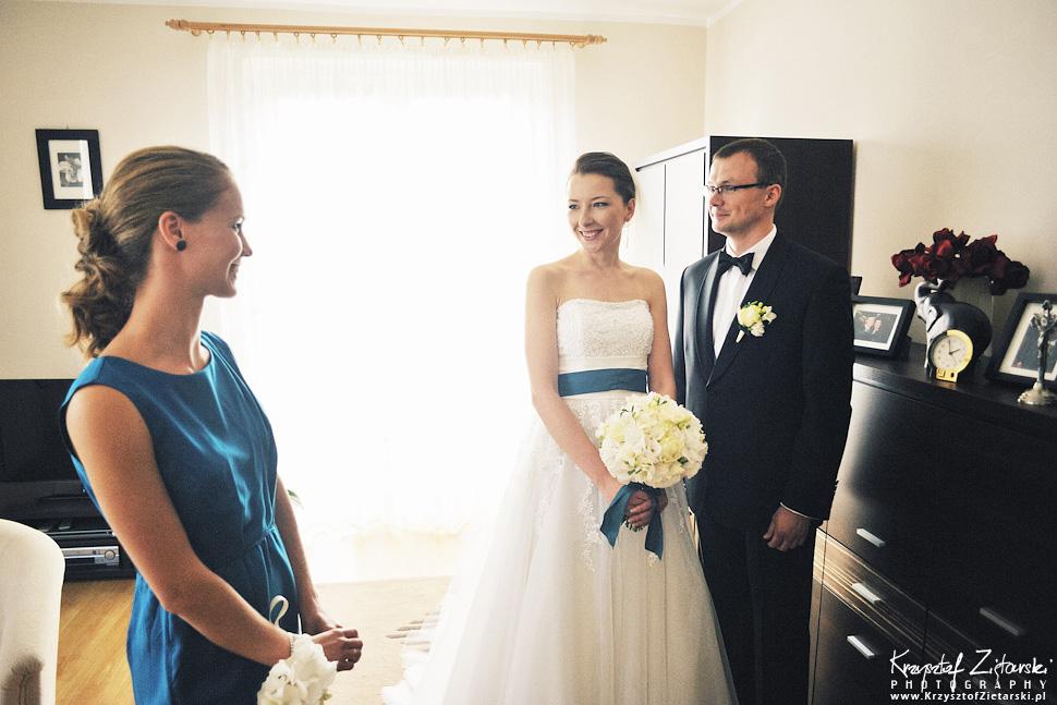 Ślub Kasi i Konrada u Dominikanów w Gdańsku, wesele w Hotelu Quubus, - 23.
