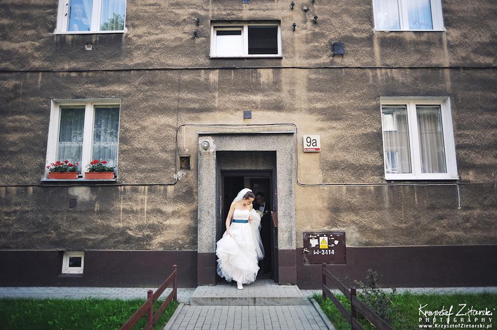Ślub Kasi i Konrada u Dominikanów w Gdańsku, wesele w Hotelu Quubus, - 24.