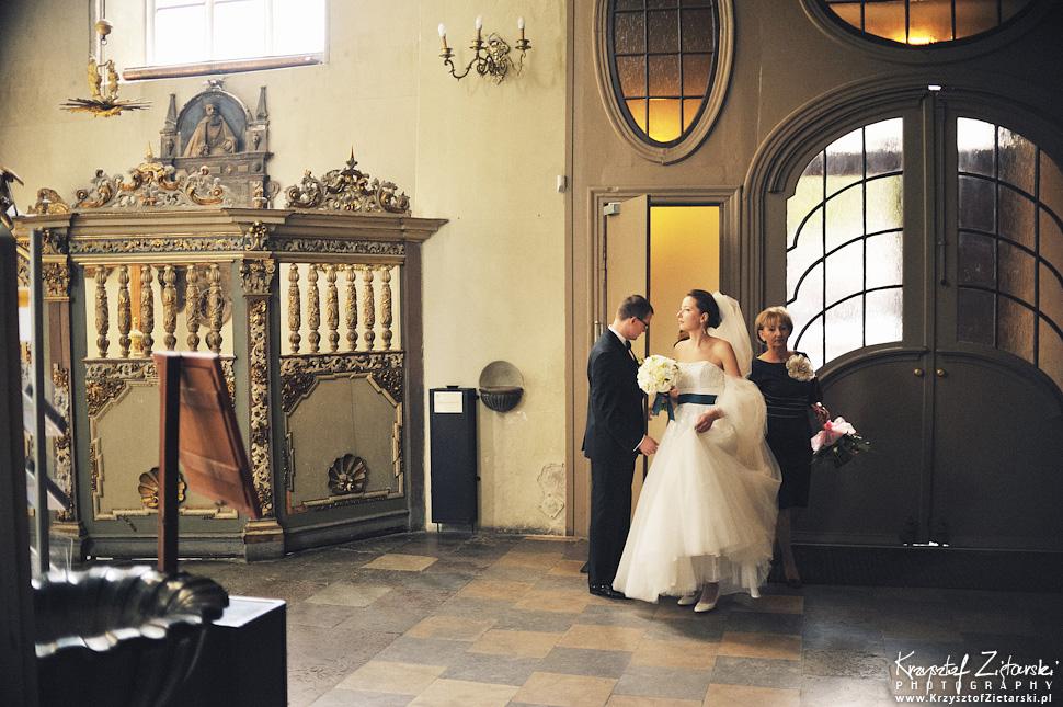 Ślub Kasi i Konrada u Dominikanów w Gdańsku, wesele w Hotelu Quubus, - 28.