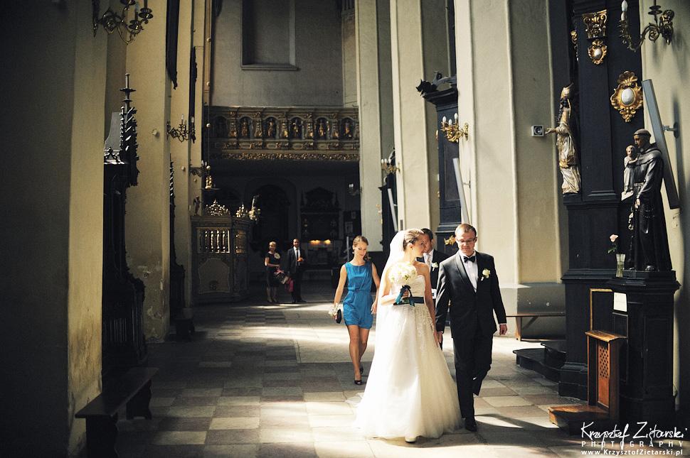Ślub Kasi i Konrada u Dominikanów w Gdańsku, wesele w Hotelu Quubus, - 32.