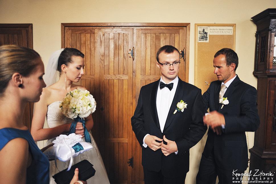 Ślub Kasi i Konrada u Dominikanów w Gdańsku, wesele w Hotelu Quubus, - 34.