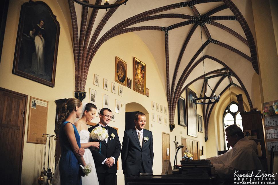 Ślub Kasi i Konrada u Dominikanów w Gdańsku, wesele w Hotelu Quubus, - 35.