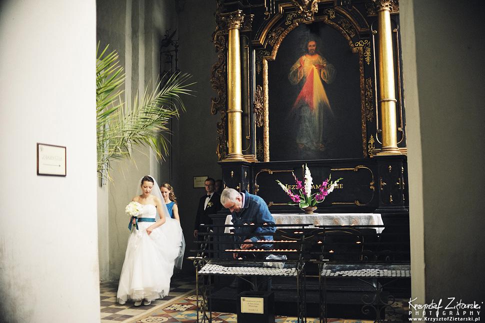 Ślub Kasi i Konrada u Dominikanów w Gdańsku, wesele w Hotelu Quubus, - 37.