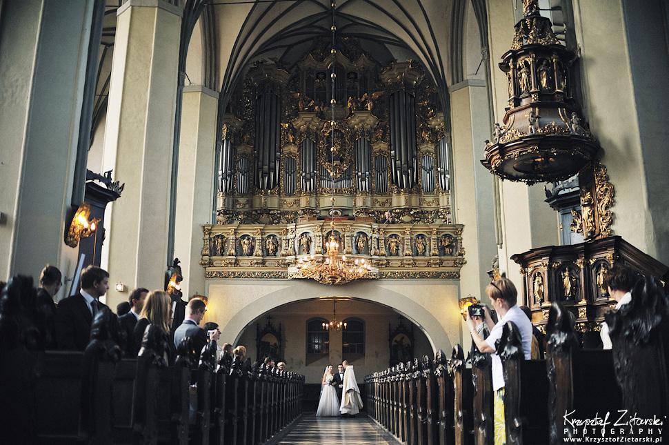 Ślub Kasi i Konrada u Dominikanów w Gdańsku, wesele w Hotelu Quubus, - 40.