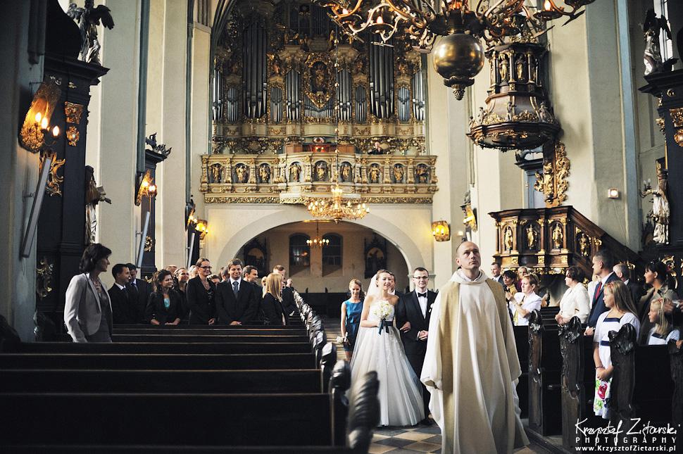 Ślub Kasi i Konrada u Dominikanów w Gdańsku, wesele w Hotelu Quubus, - 41.
