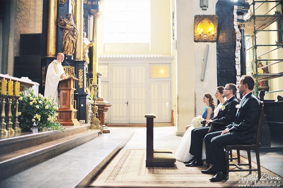 Ślub Kasi i Konrada u Dominikanów w Gdańsku, wesele w Hotelu Quubus, - 45.