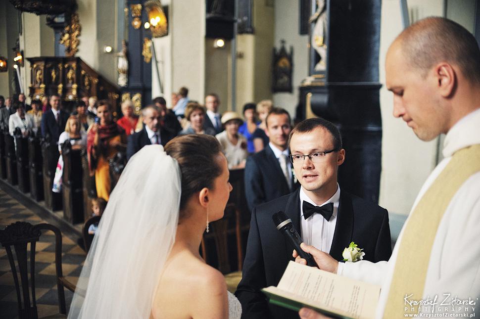 Ślub Kasi i Konrada u Dominikanów w Gdańsku, wesele w Hotelu Quubus, - 47.