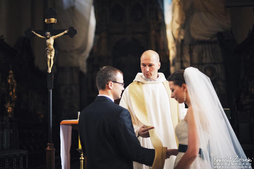 Ślub Kasi i Konrada u Dominikanów w Gdańsku, wesele w Hotelu Quubus, - 49.