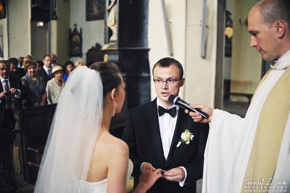 Ślub Kasi i Konrada u Dominikanów w Gdańsku, wesele w Hotelu Quubus, - 55.