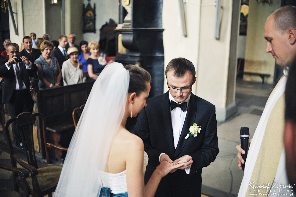 Ślub Kasi i Konrada u Dominikanów w Gdańsku, wesele w Hotelu Quubus, - 56.