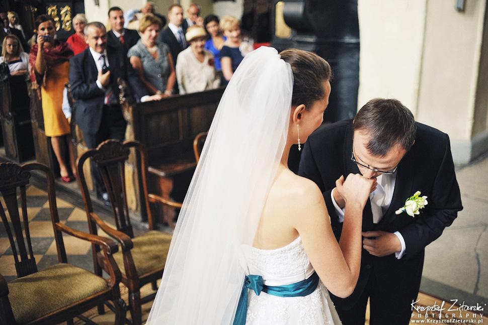 Ślub Kasi i Konrada u Dominikanów w Gdańsku, wesele w Hotelu Quubus, - 57.