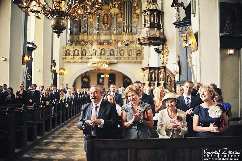 Ślub Kasi i Konrada u Dominikanów w Gdańsku, wesele w Hotelu Quubus, - 62.