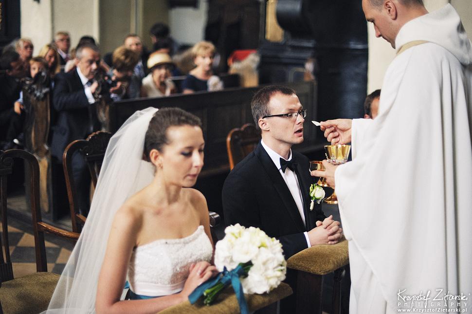 Ślub Kasi i Konrada u Dominikanów w Gdańsku, wesele w Hotelu Quubus, - 69.