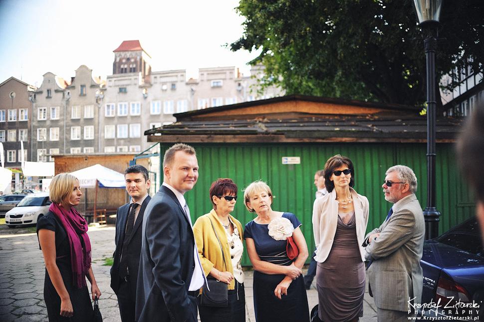 Ślub Kasi i Konrada u Dominikanów w Gdańsku, wesele w Hotelu Quubus, - 79.