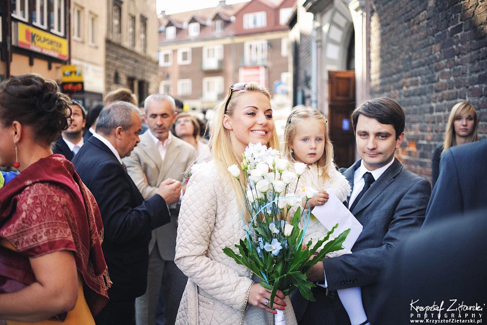 Ślub Kasi i Konrada u Dominikanów w Gdańsku, wesele w Hotelu Quubus, - 80.
