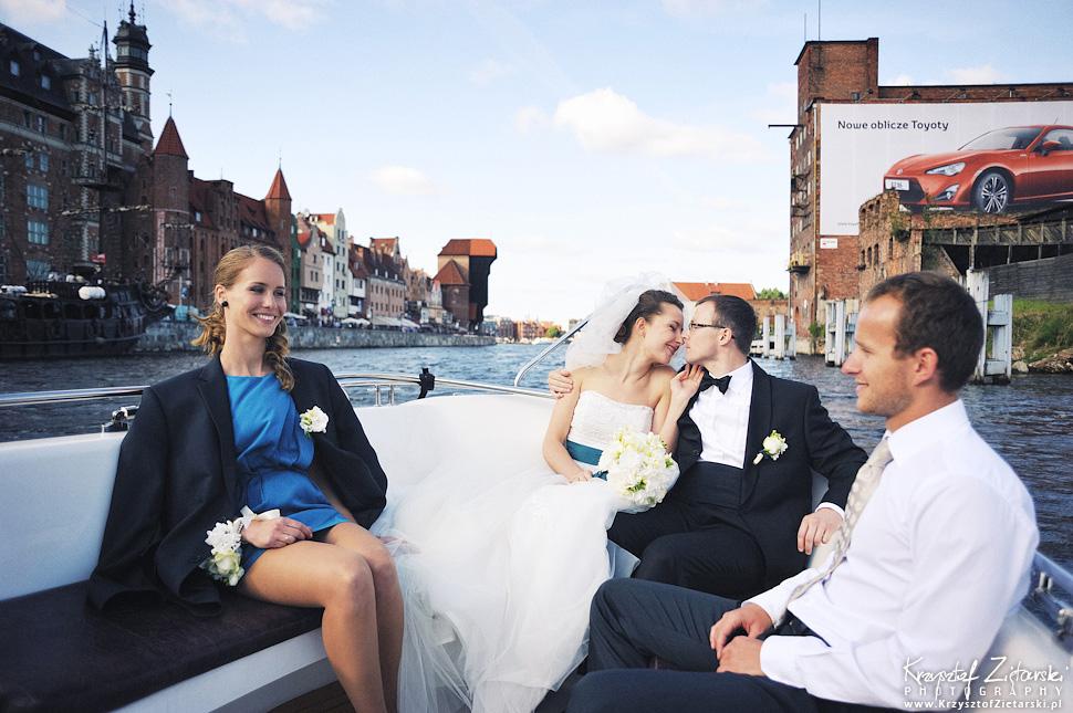 Ślub Kasi i Konrada u Dominikanów w Gdańsku, wesele w Hotelu Quubus, - 87.