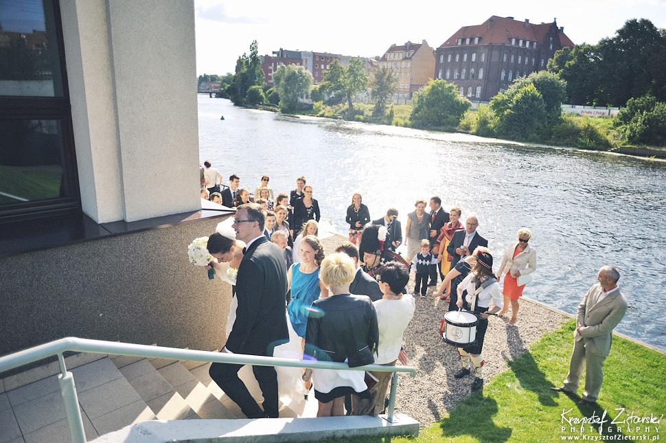 Ślub Kasi i Konrada u Dominikanów w Gdańsku, wesele w Hotelu Quubus, - 94.