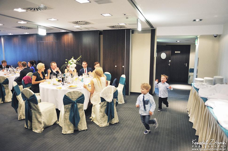Ślub Kasi i Konrada u Dominikanów w Gdańsku, wesele w Hotelu Quubus, - 107.