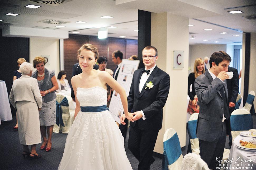 Ślub Kasi i Konrada u Dominikanów w Gdańsku, wesele w Hotelu Quubus, - 114.