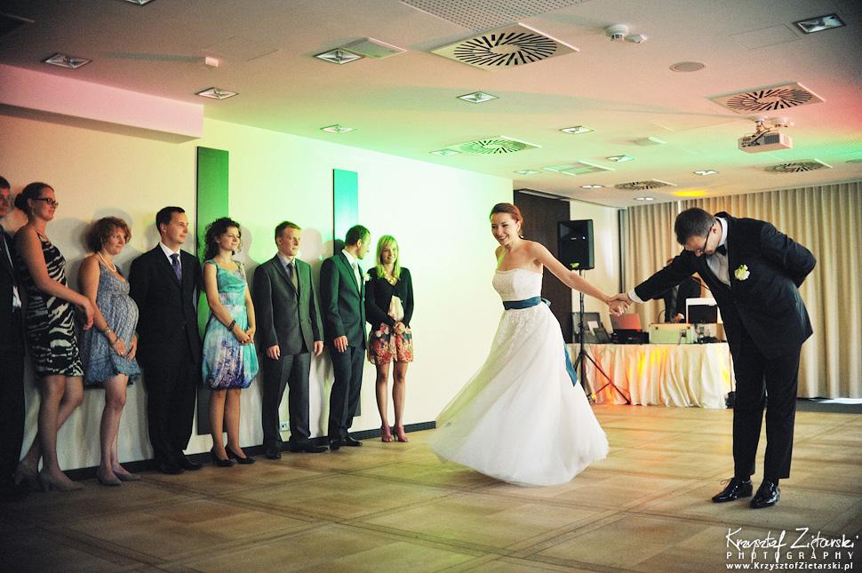 Ślub Kasi i Konrada u Dominikanów w Gdańsku, wesele w Hotelu Quubus, - 119.