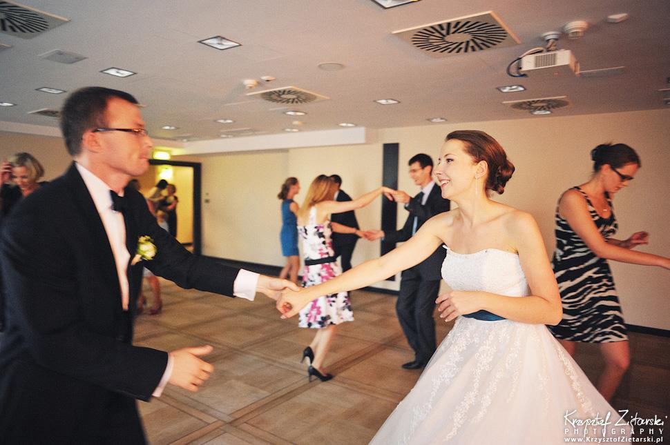 Ślub Kasi i Konrada u Dominikanów w Gdańsku, wesele w Hotelu Quubus, - 124.