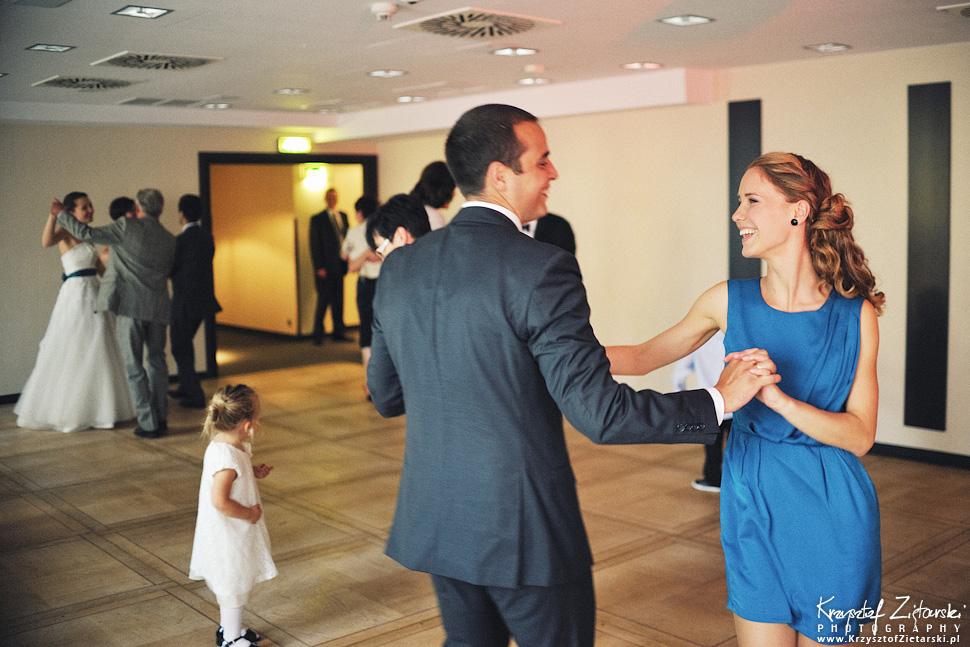 Ślub Kasi i Konrada u Dominikanów w Gdańsku, wesele w Hotelu Quubus, - 125.