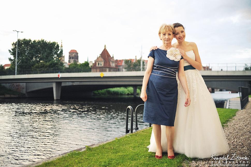 Ślub Kasi i Konrada u Dominikanów w Gdańsku, wesele w Hotelu Quubus, - 131.