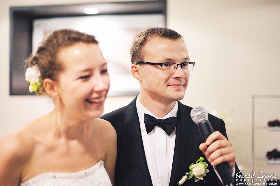 Ślub Kasi i Konrada u Dominikanów w Gdańsku, wesele w Hotelu Quubus, - 166.