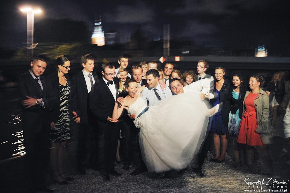 Ślub Kasi i Konrada u Dominikanów w Gdańsku, wesele w Hotelu Quubus, - 195.