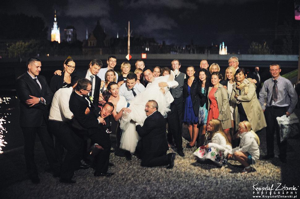 Ślub Kasi i Konrada u Dominikanów w Gdańsku, wesele w Hotelu Quubus, - 197.