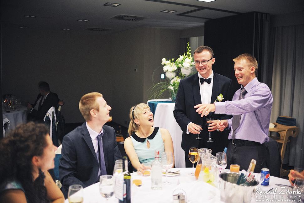 Ślub Kasi i Konrada u Dominikanów w Gdańsku, wesele w Hotelu Quubus, - 202.