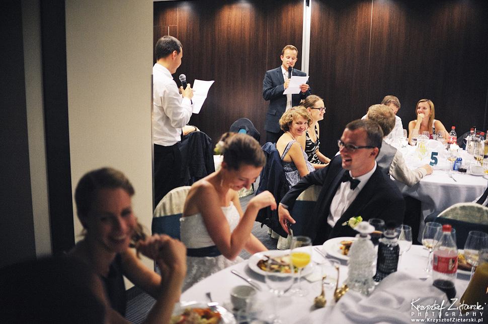 Ślub Kasi i Konrada u Dominikanów w Gdańsku, wesele w Hotelu Quubus, - 206.